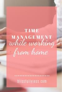 blog-TIME MANAGEMENT